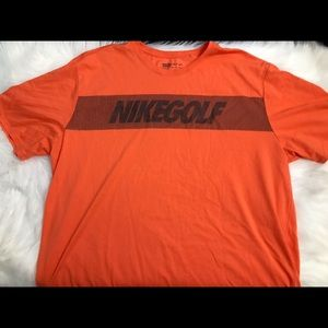Men's Nike Golf T-shirt